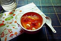 #憋在家里吃什么#  果香桃胶银耳羹的做法