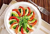 番茄奶酪沙拉的做法