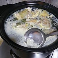 香菇鸡汤——汤浓味美营养多多的做法图解4