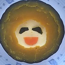 婴儿辅食-南瓜鸡蛋羹
