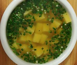 米豆腐汤的做法