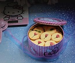 春日&樱花曲奇饼干的做法
