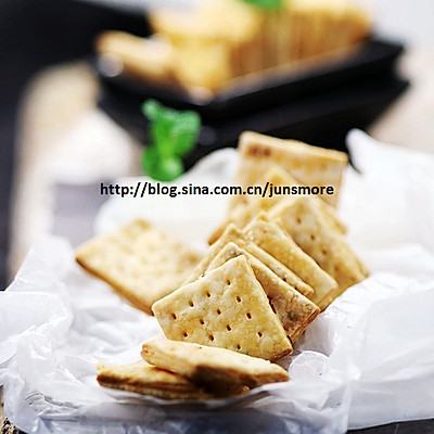 葱油香酥饼干