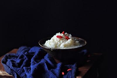 香甜多汁的自制醪糟(米酒)