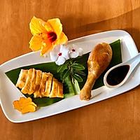 客家盐焗鸡上米其林餐厅是这样摆盘的#人人能开小吃店#的做法图解16