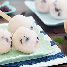 蜜桃小冰糕