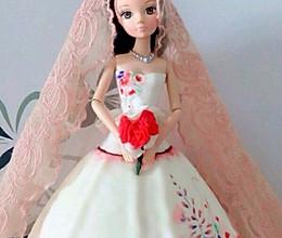 婚礼蛋糕--美嫁娘#长帝烘焙节华南赛区#的做法