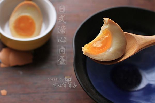 【日式溏心卤蛋】——诱惑唇舌的勾魂蛋