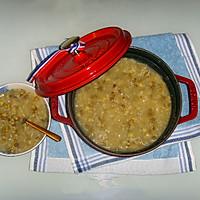 银耳绿豆粥