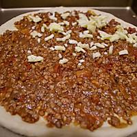 比必胜客好吃太多的【海路至尊披萨】——附红酱做法以及注意点~的做法图解11