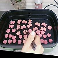 #520,美食撩动TA的心!#爱心奶香小馒头的做法图解11