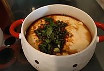 内脂豆腐炖蛋的做法