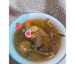 太子参石斛无花果淮山汤的做法