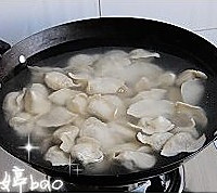 芹菜白菜猪肉馅儿饺子的做法图解13