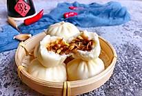 #年味十足的中式面点#豆芽酱包的做法