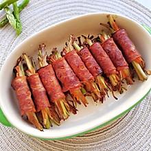 培根三色卷|口感丰富,制作简单,超级下饭#中秋团圆食味#