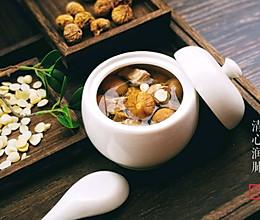 杏仁无花果瘦肉汤的做法