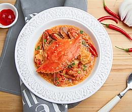新加坡辣椒炒蟹的做法