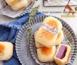 紫薯芋泥全麦面包的做法