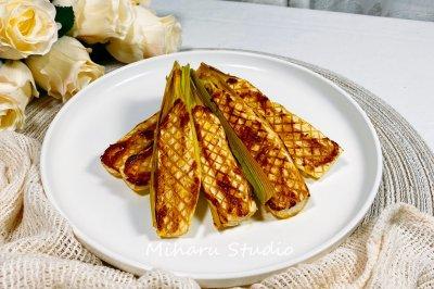 时令菜❤️酱烤茭白笋❤️快手菜