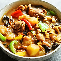 黄焖鸡米饭的做法图解5