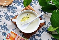 健康暖宫暖胃姜撞奶的做法