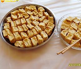 黃金鹽水豆腐的做法