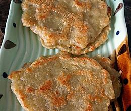 各筋筋土豆饼的做法
