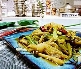 麻辣魔芋结莴笋-减脂减肥健身低卡纤体-蜜桃爱营养师私厨的做法