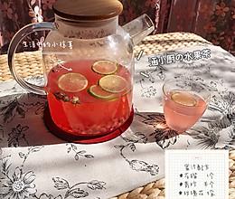 高颜值营养水果茶的做法