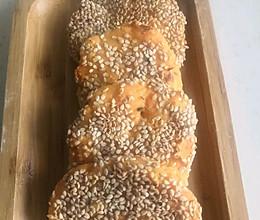快手红薯糯米饼的做法