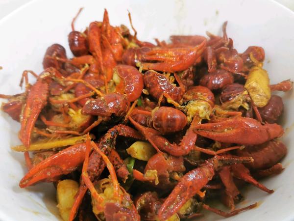 十三香麻辣小龙虾的做法
