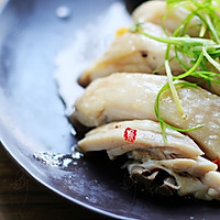 盐焗鸡粉蒸鸡腿的做法图解10