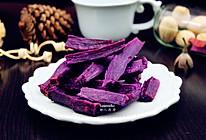 周末零食,原味紫薯干的做法