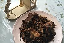 上海年夜饭必备——梅干菜排骨的做法