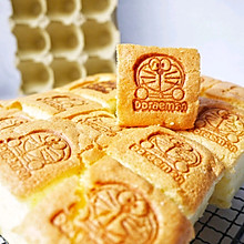 #父亲节,给老爸做道菜#哆啦A梦古早味蛋糕