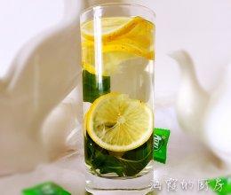 柠檬薄荷茶的做法