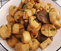 红烧素鲍鱼(杏鲍菇)的做法