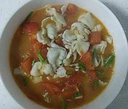 番茄鱼片汤(适合做月子餐)的做法