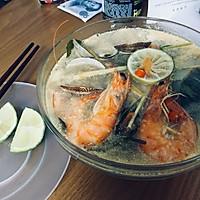 泰式冬阴功汤,最接近泰国的口味