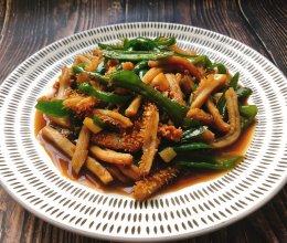 #餐桌上的春日限定#快手菜:辣炒牛肚的做法