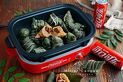 咸香软糯猪肉粽