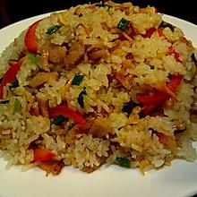 蝦米炒飯!