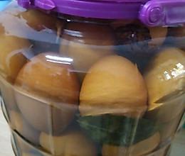 流油五香腌咸鸡蛋的做法