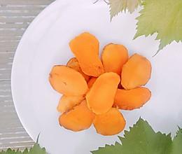 #520,美食撩动TA的心!#芒果干的做法