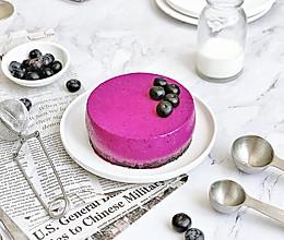 火龙果慕斯蛋糕的做法