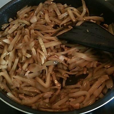 榨菜肉丝的做法 步骤6