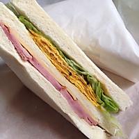 快手早餐三明治的做法图解10