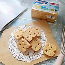 奶酪黄油饼干#安佳儿童创意料理#