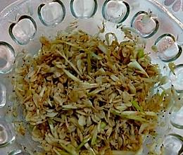 凉拌鲜虾米的做法